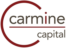 Carmine Capital Mobile Retina Logo